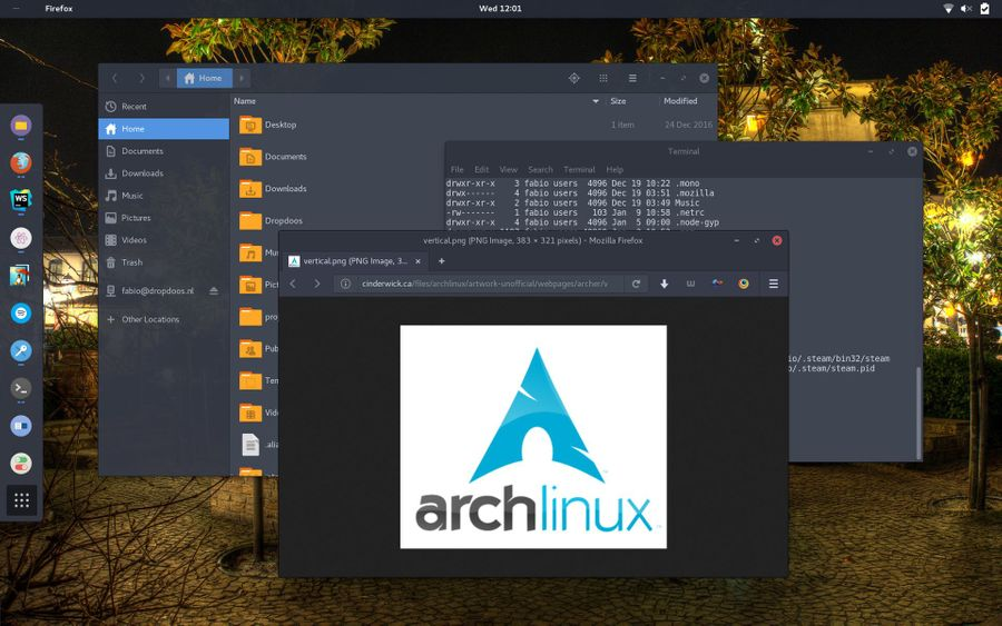 Arch Linux n00b guide